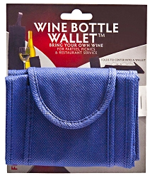 Wine Bottle Wallet (Carded) Formerly 34-8470