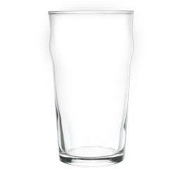Glass English Pub Tumbler