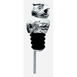 Heads-Up Aerator Bottle Pourer - Owl