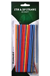 Stir & Sip Straws 50 count (Carded)