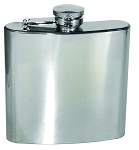 Franmara 6 oz. Stainless Steel Flask (Carded)
