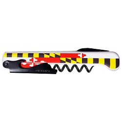 Maryland Flag Capitano Corkscrew (Bulk)