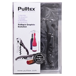 Pulltap's Premium Graphite Classic Corkscrew (Boxed) formerly 20-5151